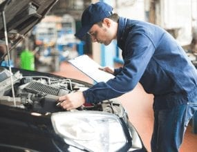 auto warranty repairs