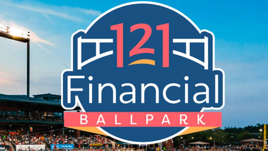 121 Financial Credit Union Lands Naming Rights Deal for Baseball Grounds of Jacksonville