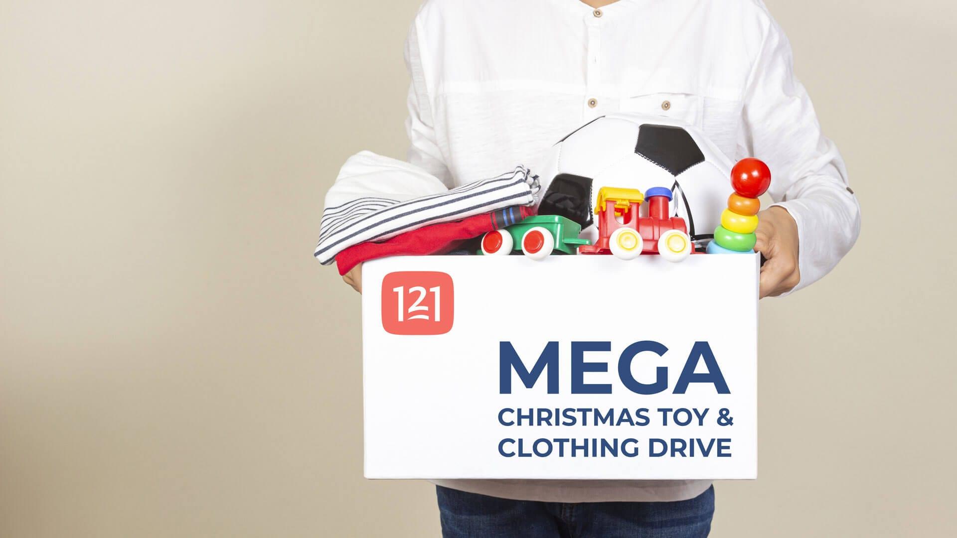 2020 christmas donation drive