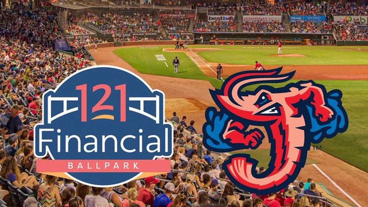 Jacksonville: City Council unanimously votes to rename home of Jumbo Shrimp '121 Financial Ballpark'