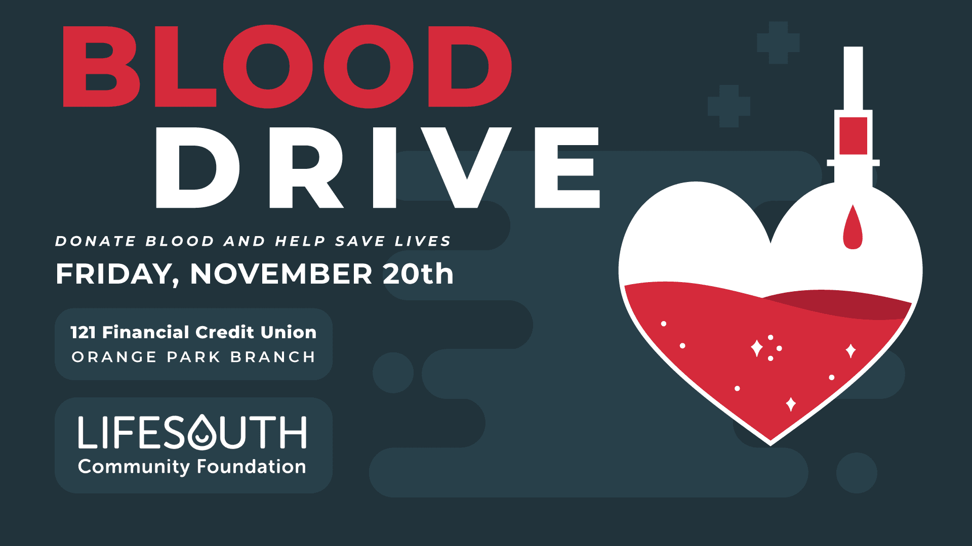 orange park blood drive