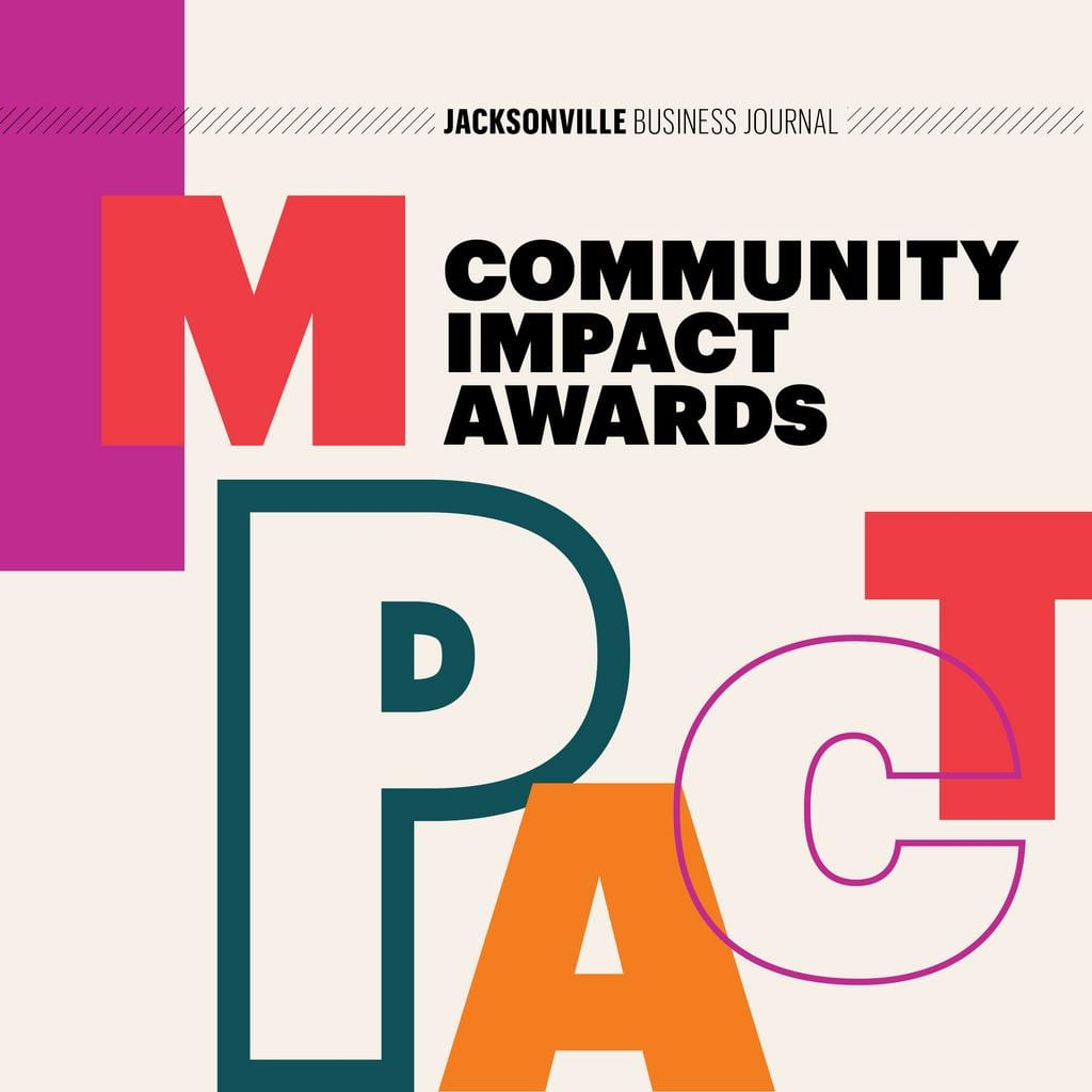 Jacksonville Business Journal 2020 Community Impact Award