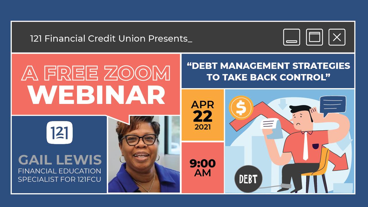 debt webinar